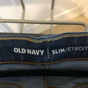 Old Navy jeans 34x32